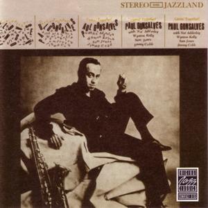 Paul Gonsalves - Gettin' Together (1960) {Jazzland OJCCD-203-2 rel 1987}