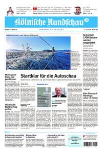 Kölnische Rundschau Wipperfürth/Lindlar – 22. Januar 2020