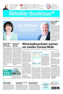 Kölnische Rundschau Wipperfürth/Lindlar – 01. August 2020