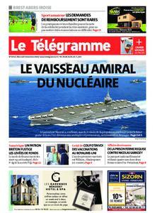Le Télégramme Brest Abers Iroise – 09 décembre 2020