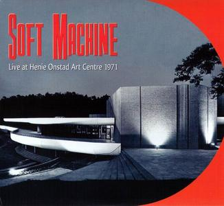 Soft Machine - Live At Henie Onstad Art Centre 1971 (2009)