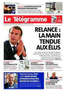Le Télégramme Auray – 03 juillet 2020