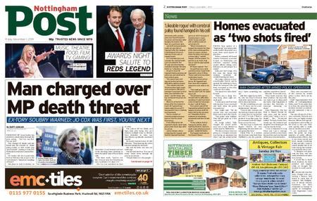 Nottingham Post – November 01, 2019