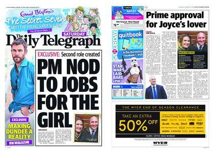 The Daily Telegraph (Sydney) – February 10, 2018