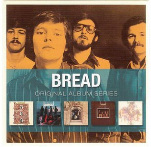 Original Album Series: Bread (2009) [5CD Box Set, Rhino 8122 79835 5]