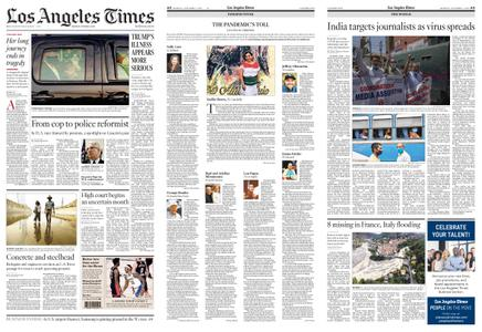 Los Angeles Times – October 05, 2020