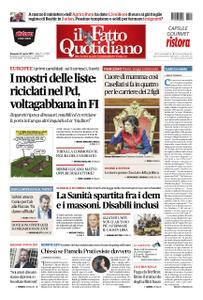 Il Fatto Quotidiano - 14 aprile 2019
