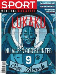 Sport Voetbal Magazine - 18 September 2019