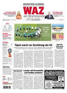 WAZ Westdeutsche Allgemeine Zeitung Oberhausen-Sterkrade - 23. Juni 2018