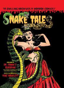 IDW-Snake Tales 2016 Hybrid Comic eBook