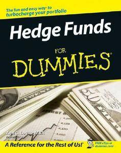 Ann C. Logue - Hedge funds For Dummies [Repost]