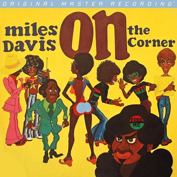 Miles Davis - On The Corner (1972/2016) [LP,Limited Edition,Numbered,180 Gram,DSD256]