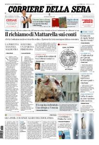 Corriere della Sera – 30 settembre 2018