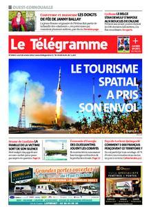 Le Télégramme Ouest Cornouaille – 18 octobre 2021