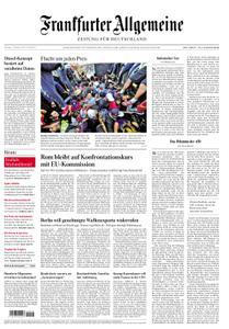 Frankfurter Allgemeine Zeitung F.A.Z. - 23. Oktober 2018