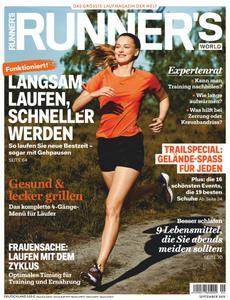 Runner's World Deutschland - September 2019