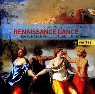 The Early Music Consort Of London, David Munrow - Renaissance Dance (2006)