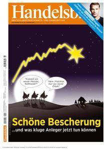 Handelsblatt - 04. Dezember 2015