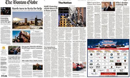 The Boston Globe – October 14, 2019