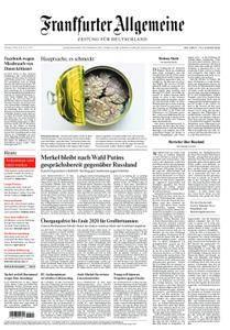 Frankfurter Allgemeine Zeitung F.A.Z. - 20. März 2018