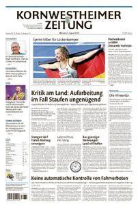 Kornwestheimer Zeitung - 08. August 2018