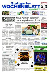Stuttgarter Wochenblatt - Feuerbach, Botnang & Weilimdorf - 25. September 2019