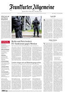Frankfurter Allgemeine Zeitung - 8 Oktober 2020