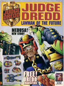 Judge Dredd - Lawman of the Future 019 1996-04-05 Zeg