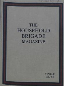 The Guards Magazine - Winter 1963