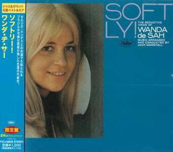 Wanda De Sah - Softly! (1965) {2013 Japan Jazz & Bossa Nova Best & More Series CD05of8}