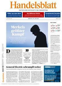 Handelsblatt - 26. Juni 2018