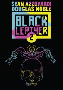 Black Leather 002 2020 Digital DrDoom