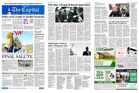 The Capital – March 28, 2019