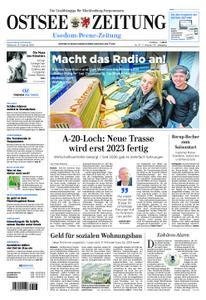 Ostsee Zeitung Wolgast - 13. Februar 2019