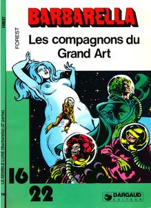 Barbarella - Les Compagnons du Grand Art