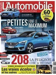 L'Automobile Magazine - avril 2017