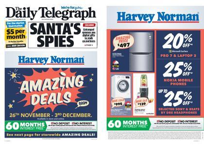 The Daily Telegraph (Sydney) – November 26, 2019