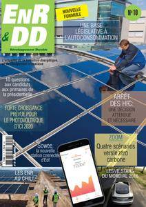 EnR et Développement Durable - novembre 01, 2016