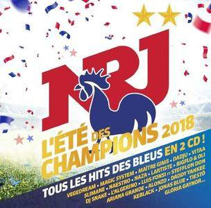 VA - NRJ L Ete Des Champions 2018 (2018)