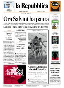 la Repubblica - 17 Agosto 2019
