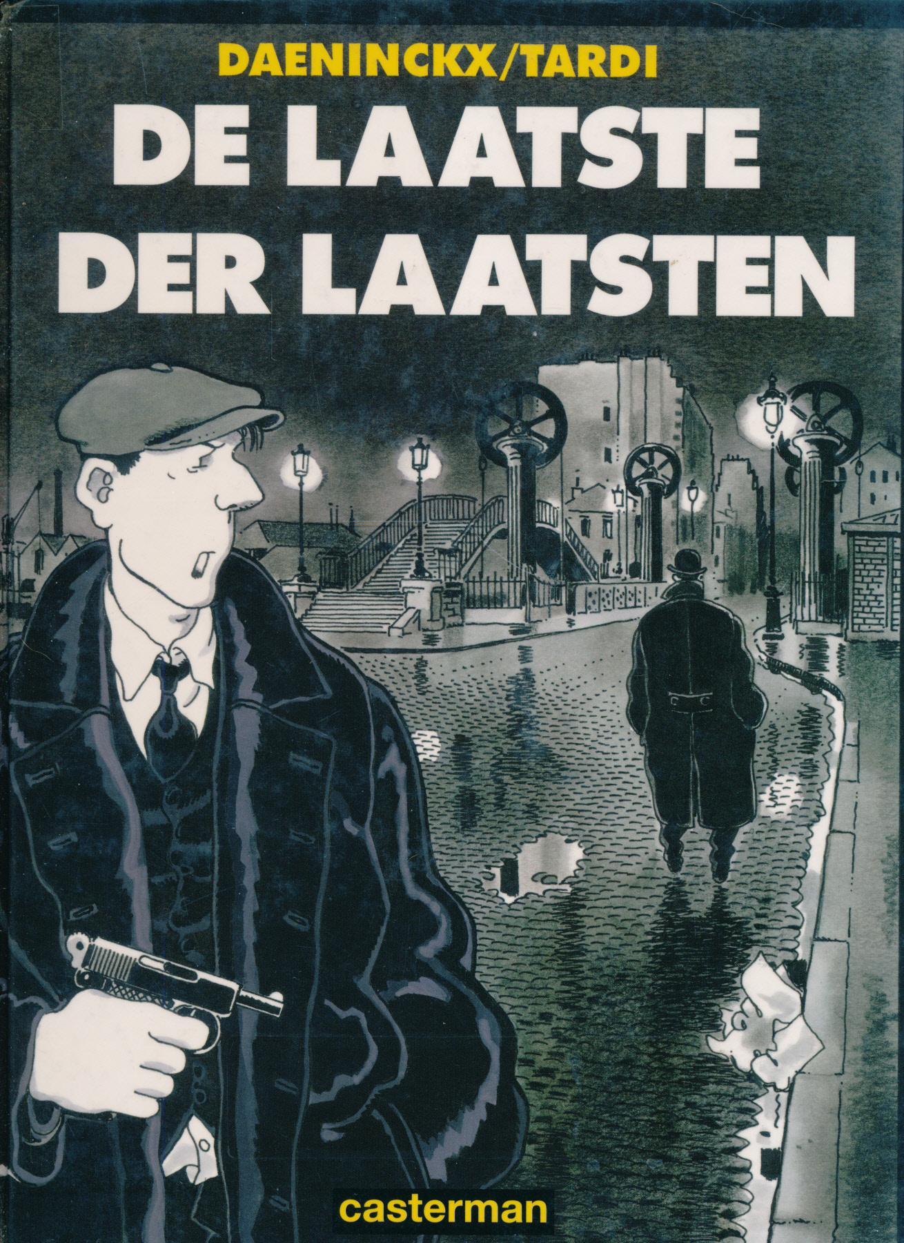 De Laatste Der Laatsten - 01 - De Laatste Der Laatsten