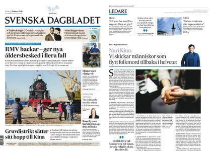 Svenska Dagbladet – 30 mars 2018