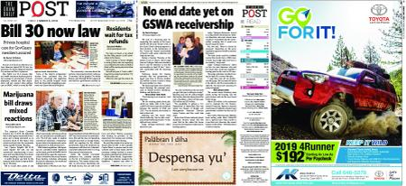 The Guam Daily Post – March 08, 2019
