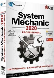 System Mechanic Pro v20.5.0.8
