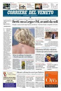 Corriere del Veneto Padova e Rovigo - 8 Marzo 2018