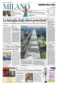 Corriere della Sera Milano – 09 settembre 2020
