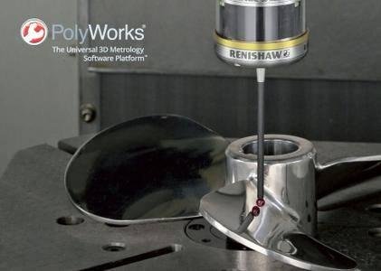 InnovMetric PolyWorks Metrology Suite 2018 IR1