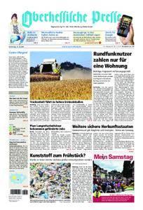 Oberhessische Presse Marburg/Ostkreis - 19. Juli 2018
