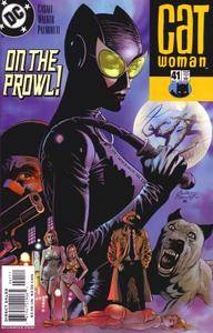 Catwoman v2 041 Of Cats and Dogs Part 1