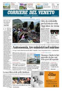 Corriere del Veneto Padova e Rovigo – 02 giugno 2019